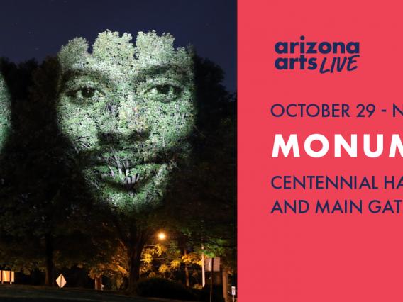 Arizona Arts Live Monuments
