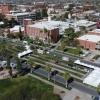 the university of arizona vaccination POD