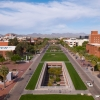 the university of arizona mall
