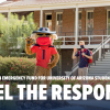 fuel the response banner logo