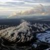 Holuhraun Lava Field in Iceland