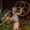 Tony Duncan hoop dancing