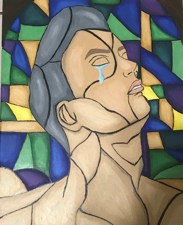 """Grieved in His Heart"" by Fatima Ruiz"