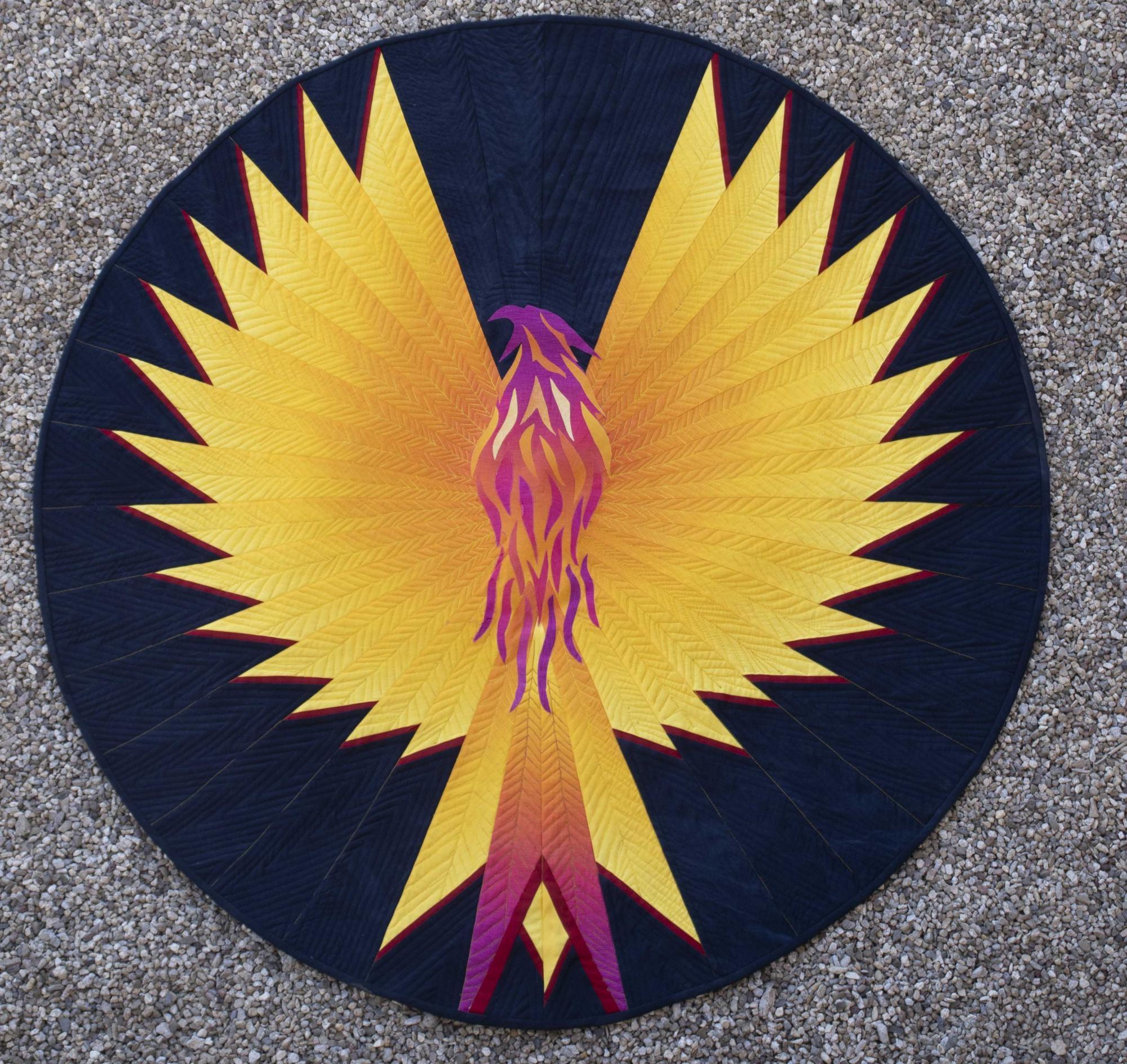 """Rising Phoenix"" by Michele Vaughn"