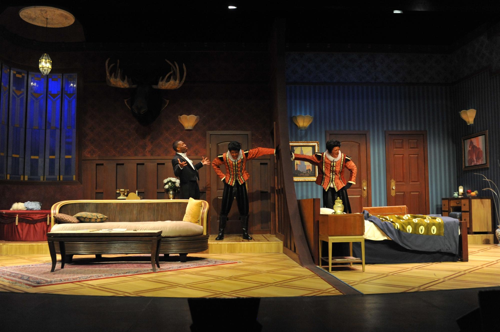 "Arizona Repertory Theatre is presenting ""Lend Me a Tenor."""