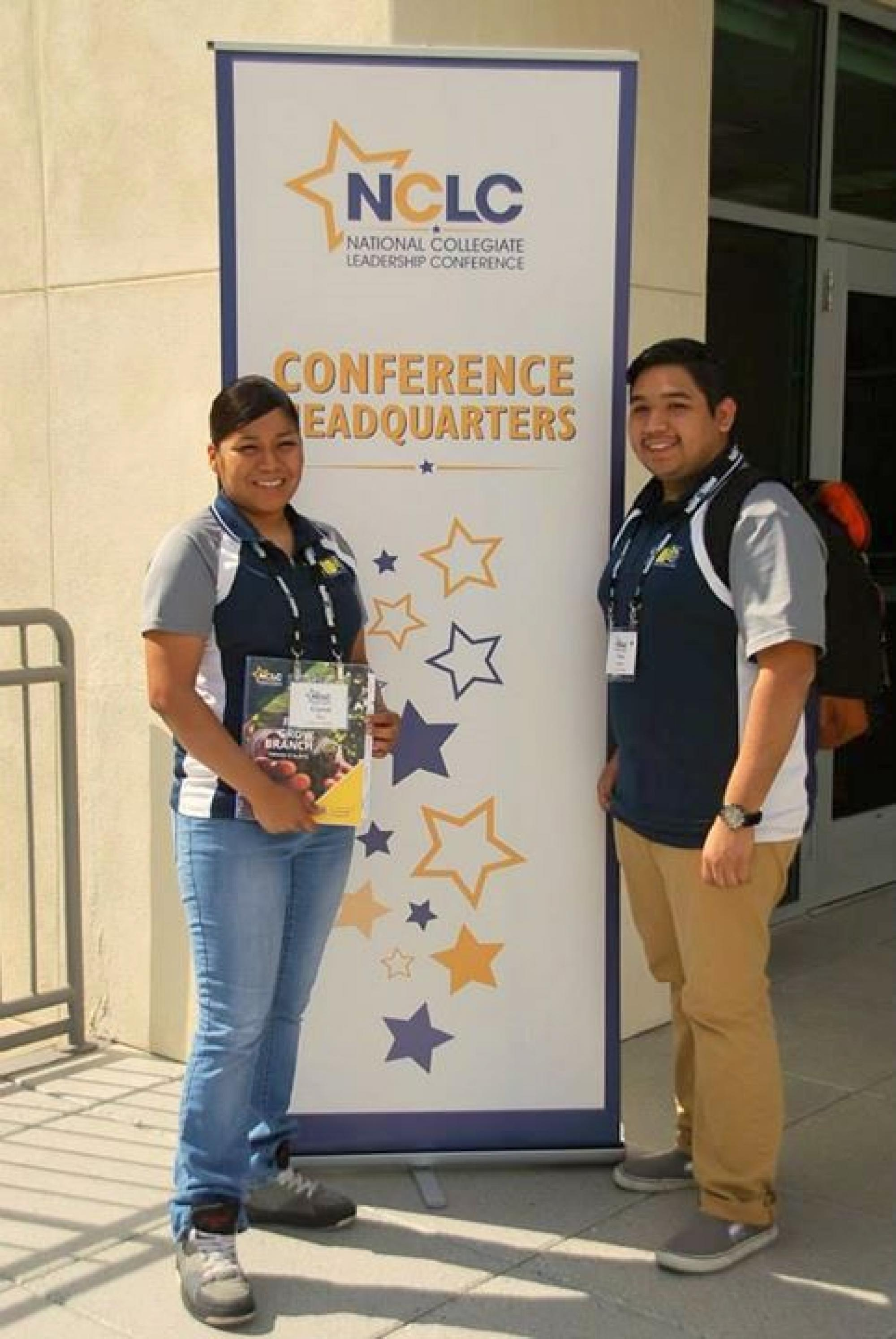 The UA student-run National Collegiate Leadership Conference offers training for hundreds of college students across the nation.