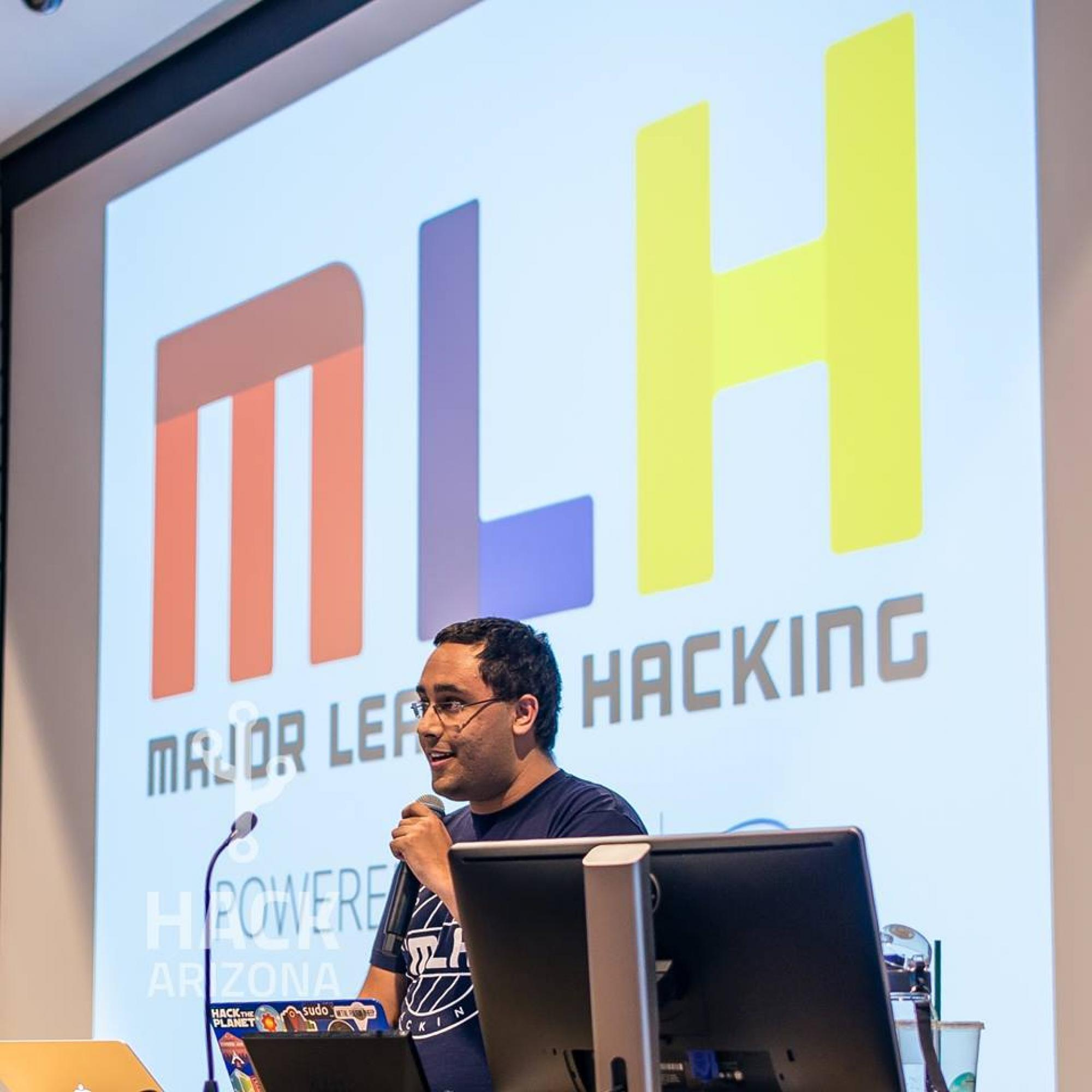 Hack Arizona is a member of Major League Hacking, the official nationwide student hackathon league.