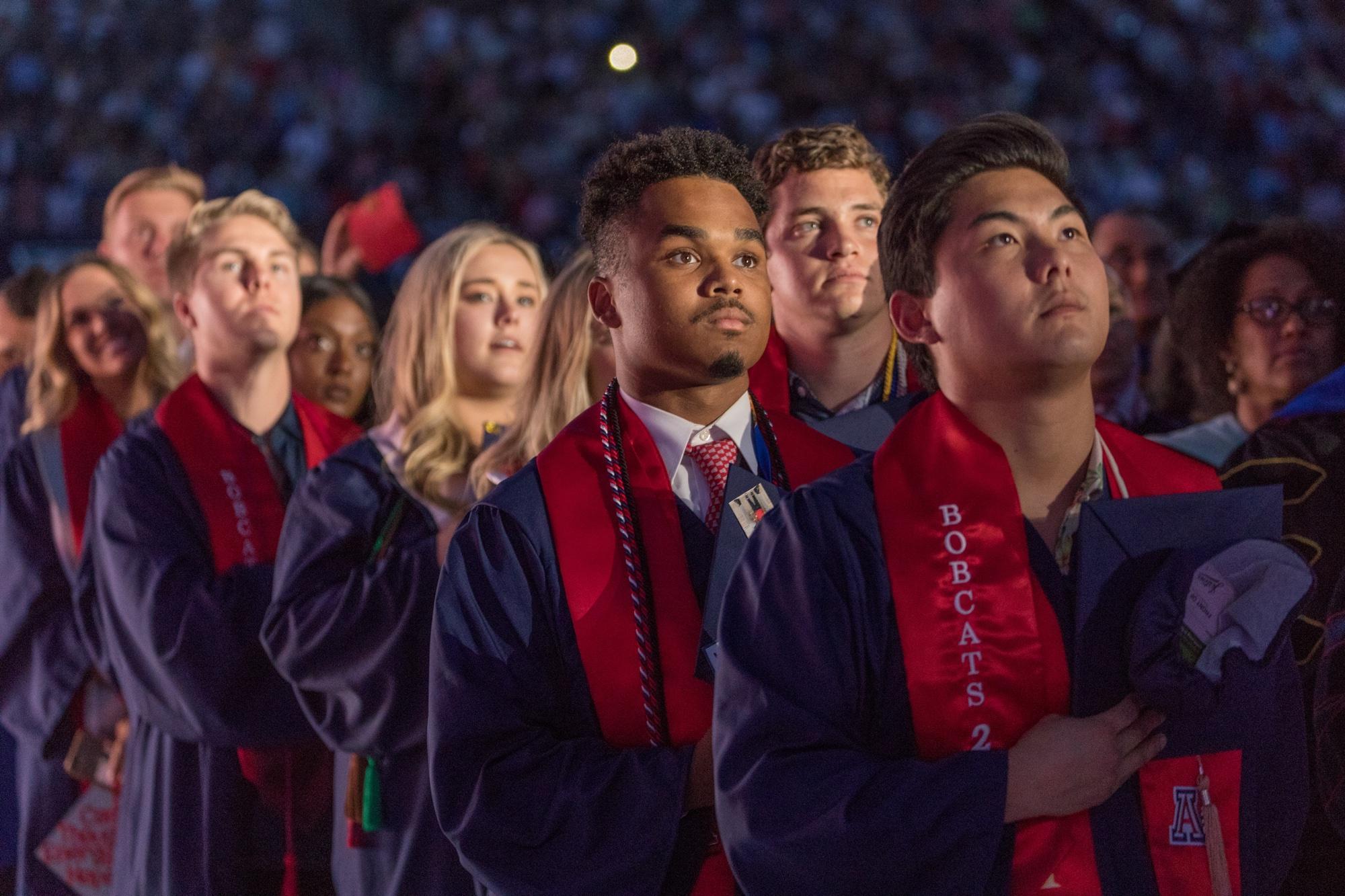 Photo: Chris Richards/UA Alumni Association