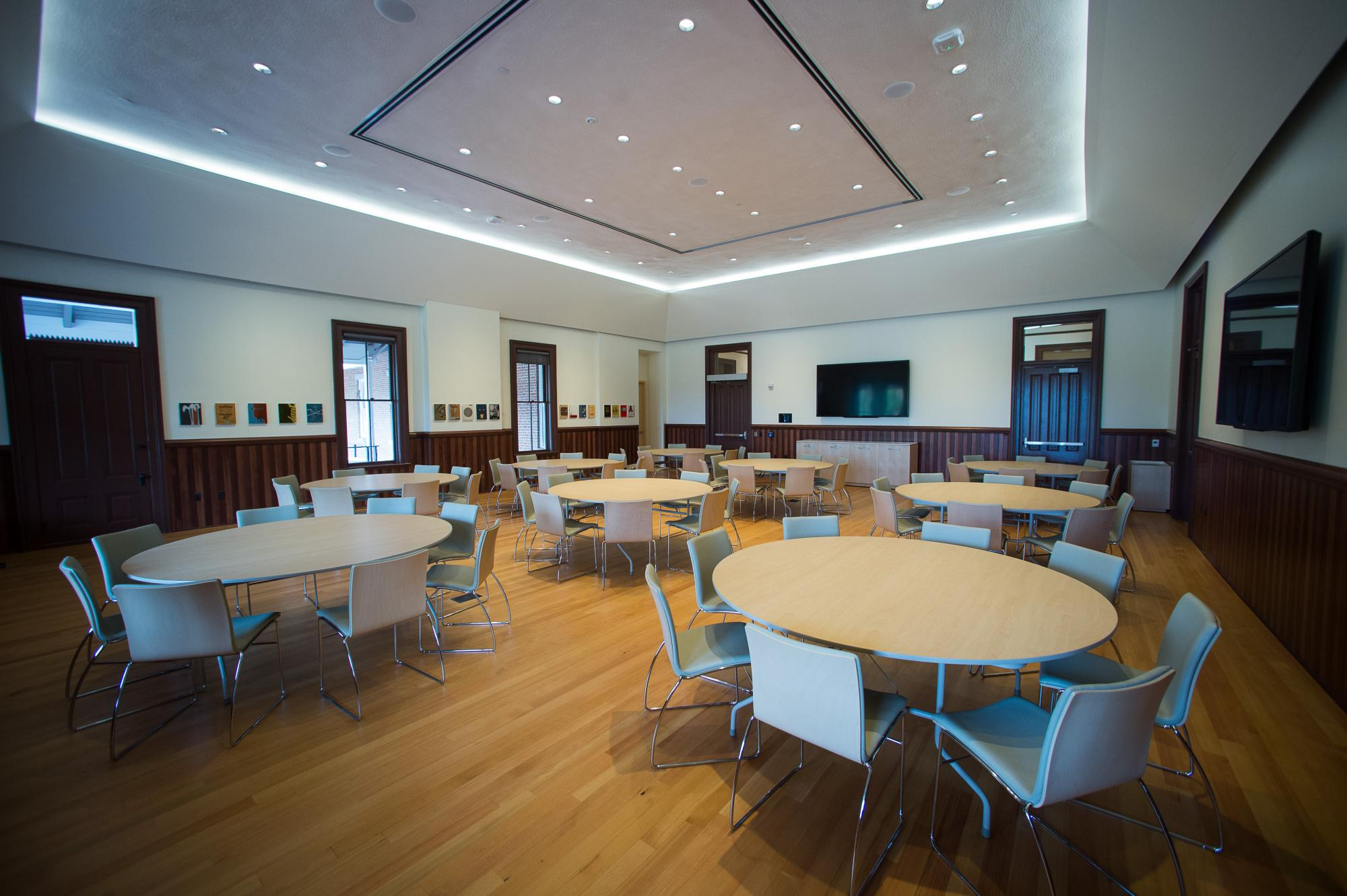 Old Main has been repurposed for administrative, student affairs, alumni and public functions.