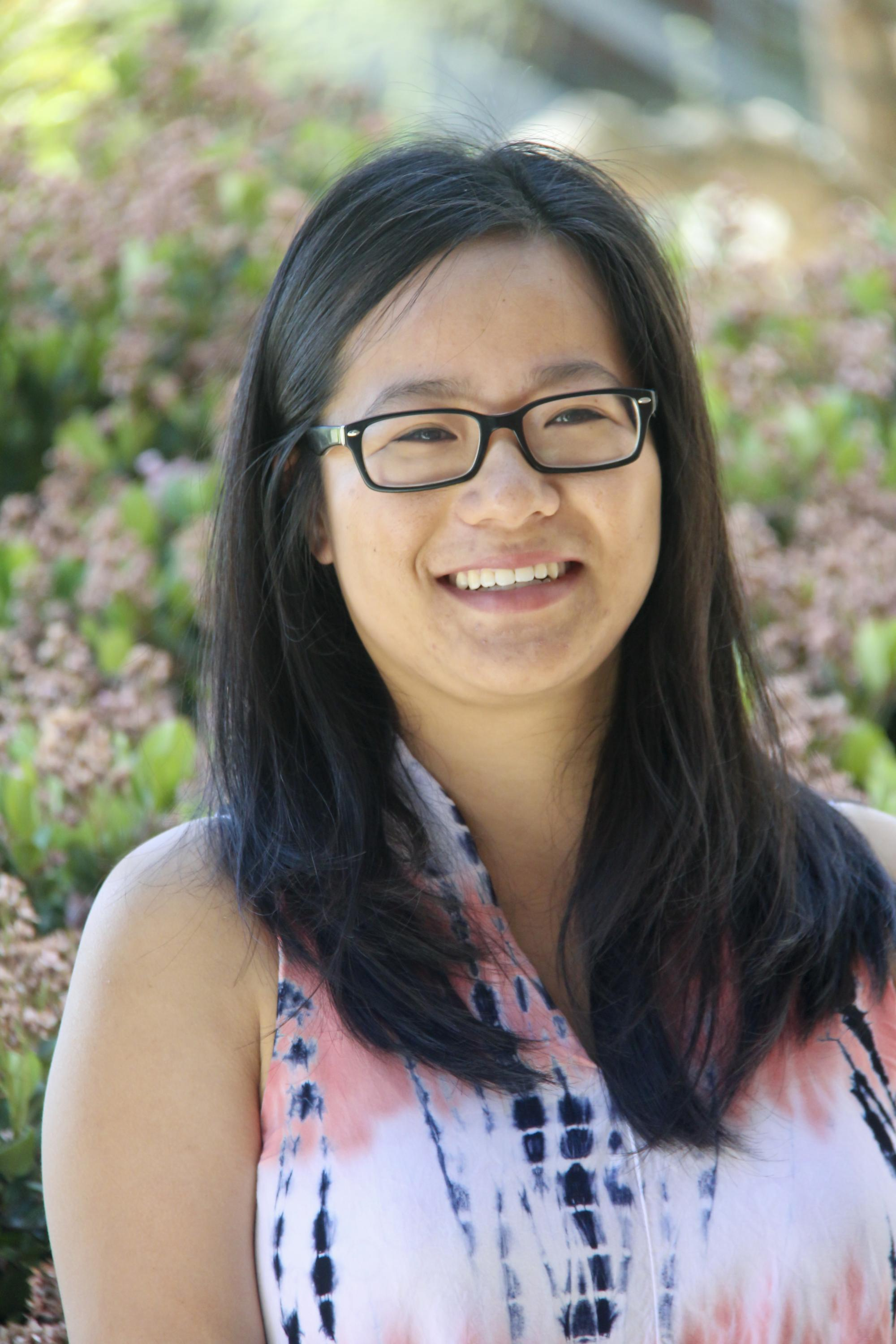 """""""In mining engineering, I have found my ideal career,"""" said Jing Liu, who has been named the Department of Mining and Geological Engineering's Outstanding Senior."""