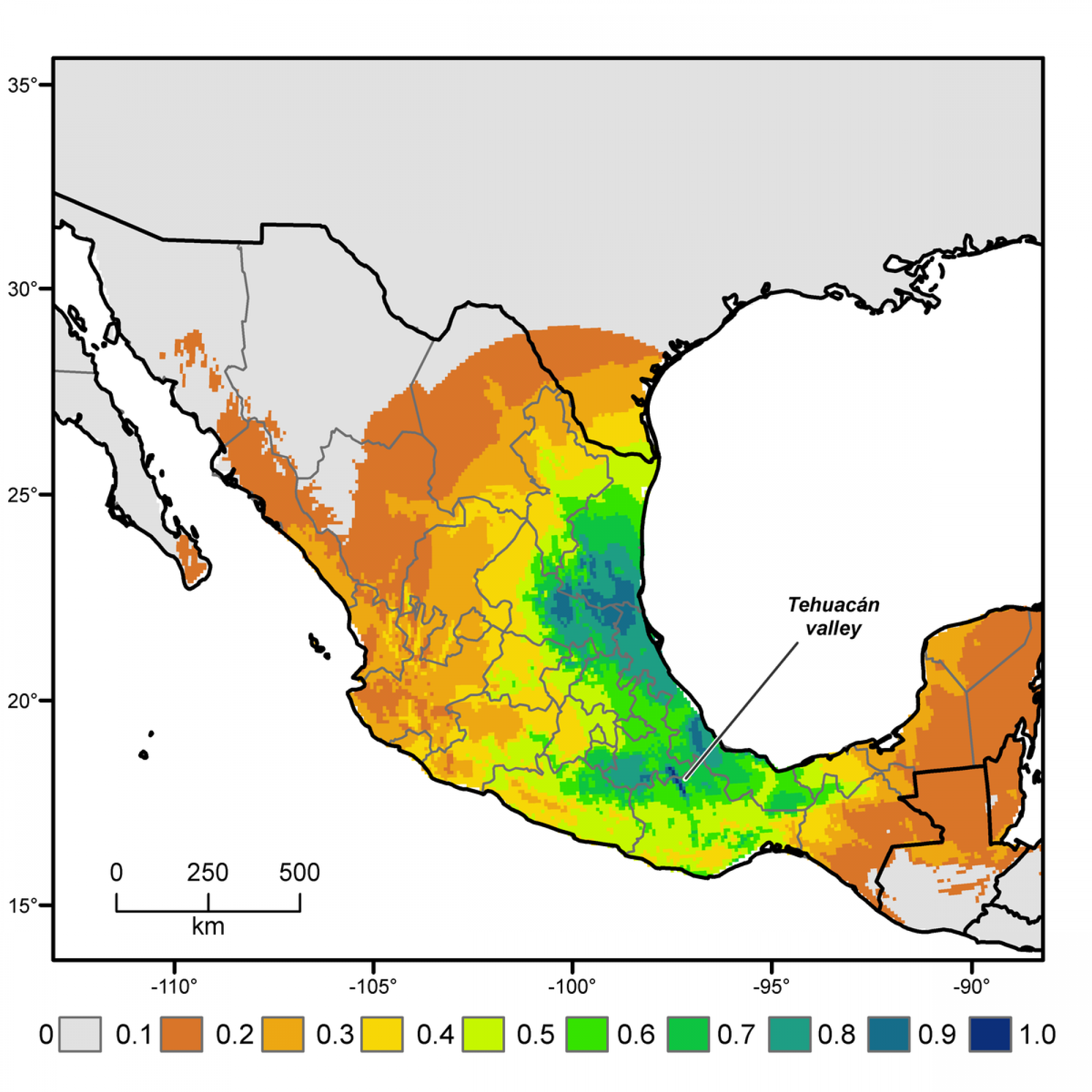 The international, interdisciplinary team determined that the domesticated chili pepper's region of origin extending from southern Puebla and northern Oaxaca to southeastern Veracruz, and is further south than was previously thought.