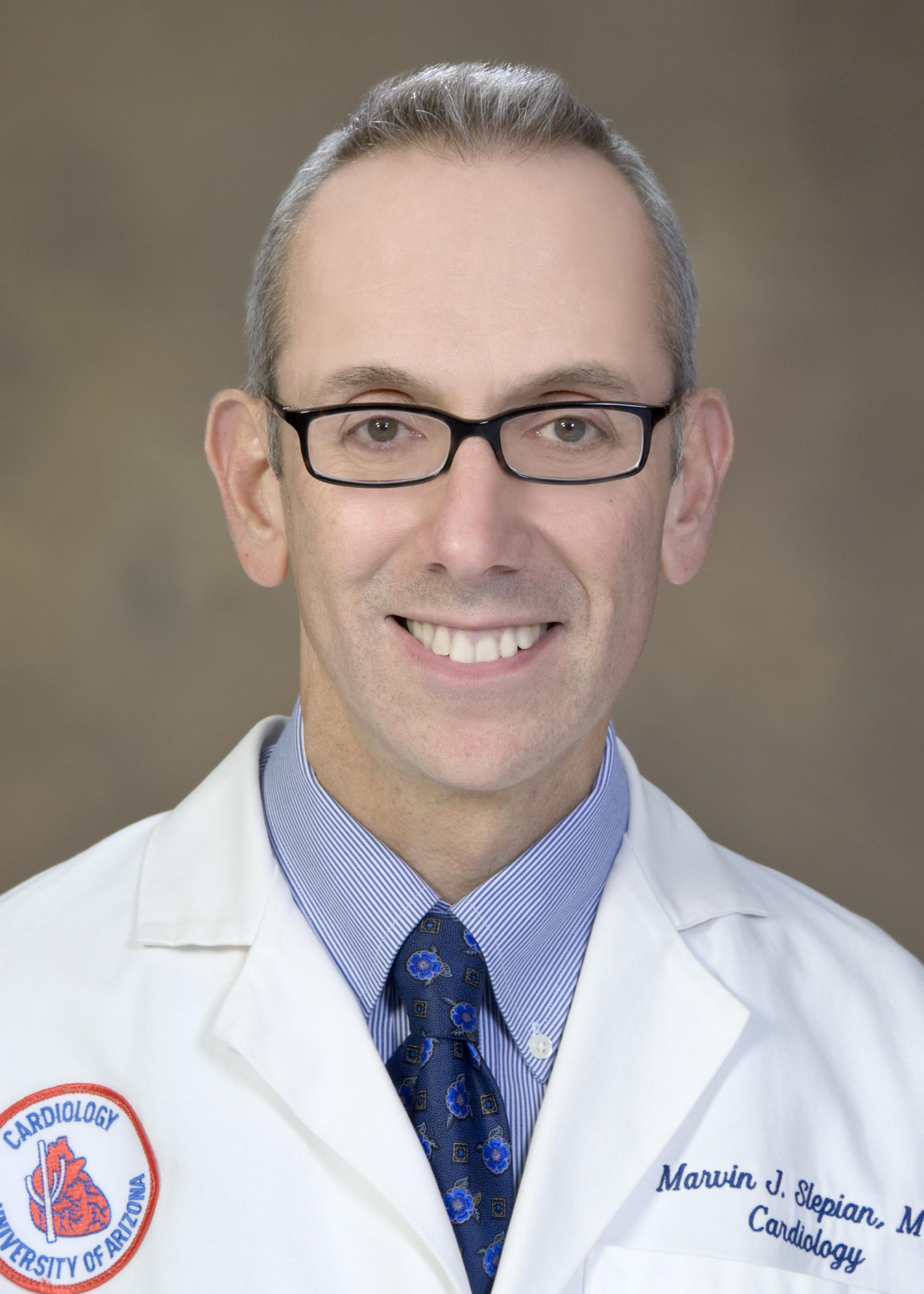 Dr. Marvin J. Slepian
