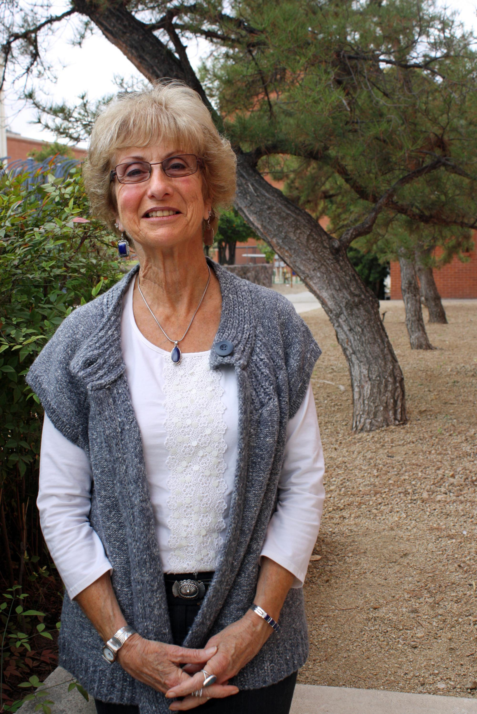 Sheri Bauman, a professor in the UA Department of Disability and Psychoeducational Studies, is a member of the 2014-15 cohort.