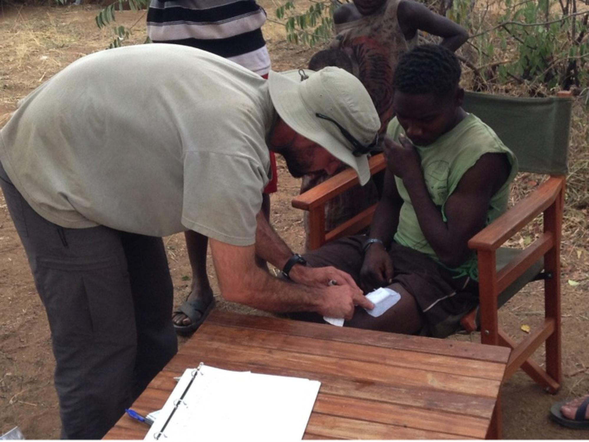 David Raichlen  and his colleagues have used accelerometers and heart monitors to get a better understanding of physical activity levels among the Hadza.