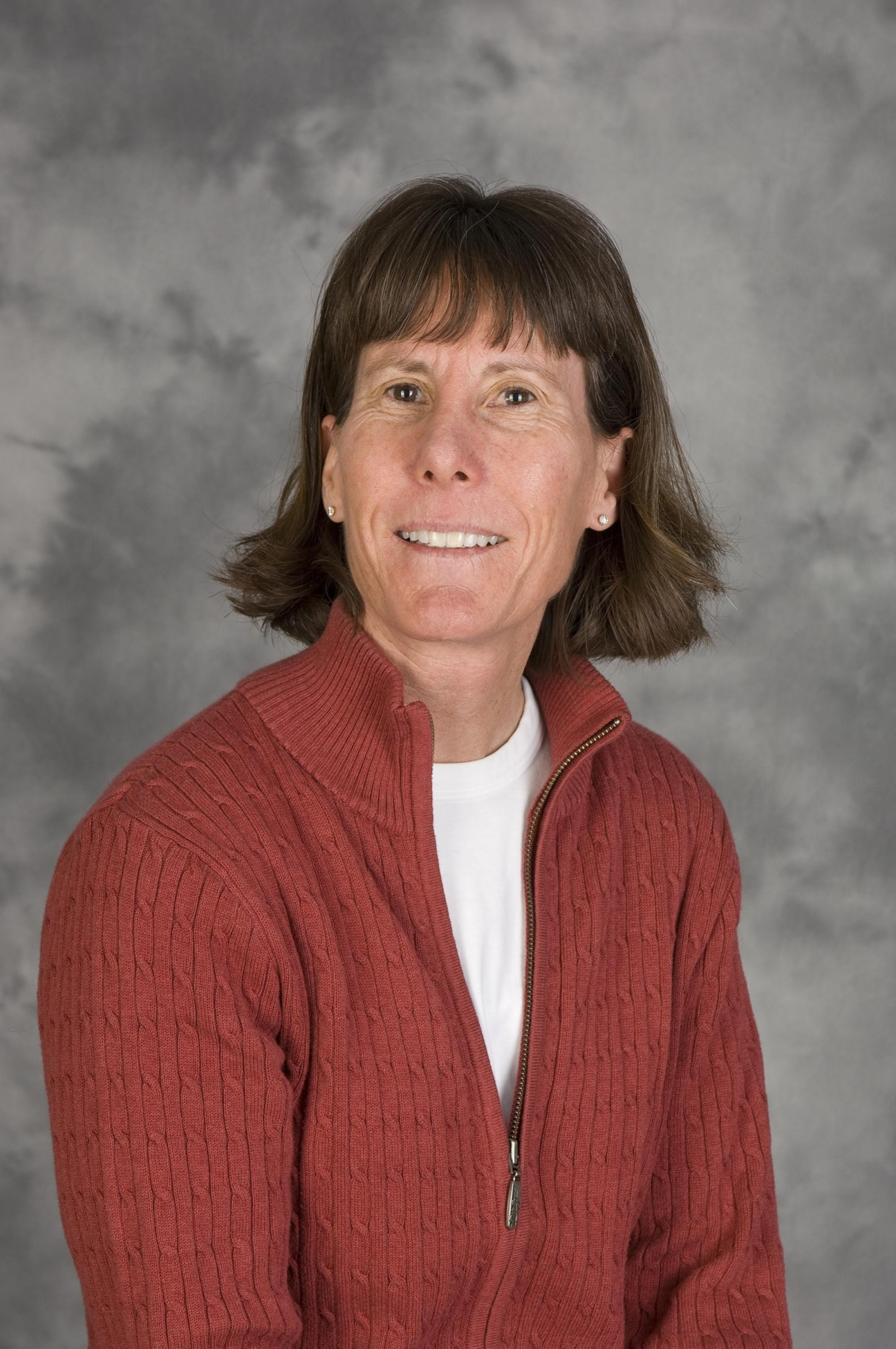 Becky Bell, the associate athletics director at the UA, founded the STEP UP! program.