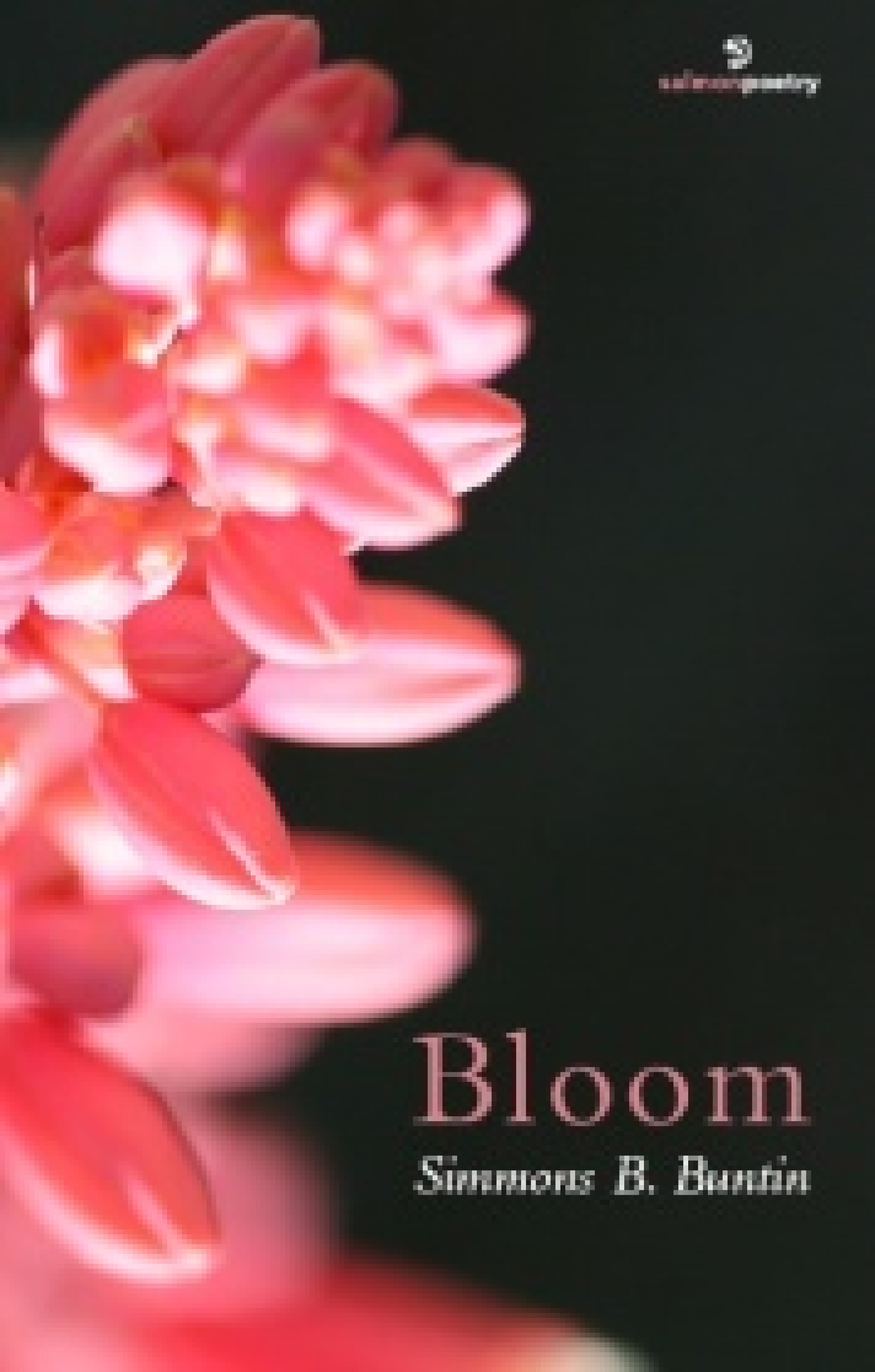 "Buntin's second book, ""Bloom,"" will be published in October."