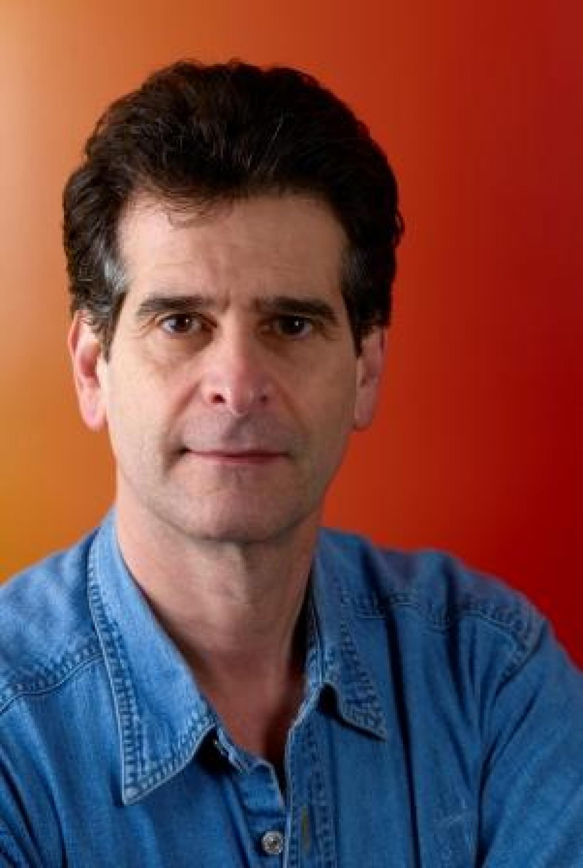 Honorary degree recipient and undergraduate commencement speaker Dean Kamen.