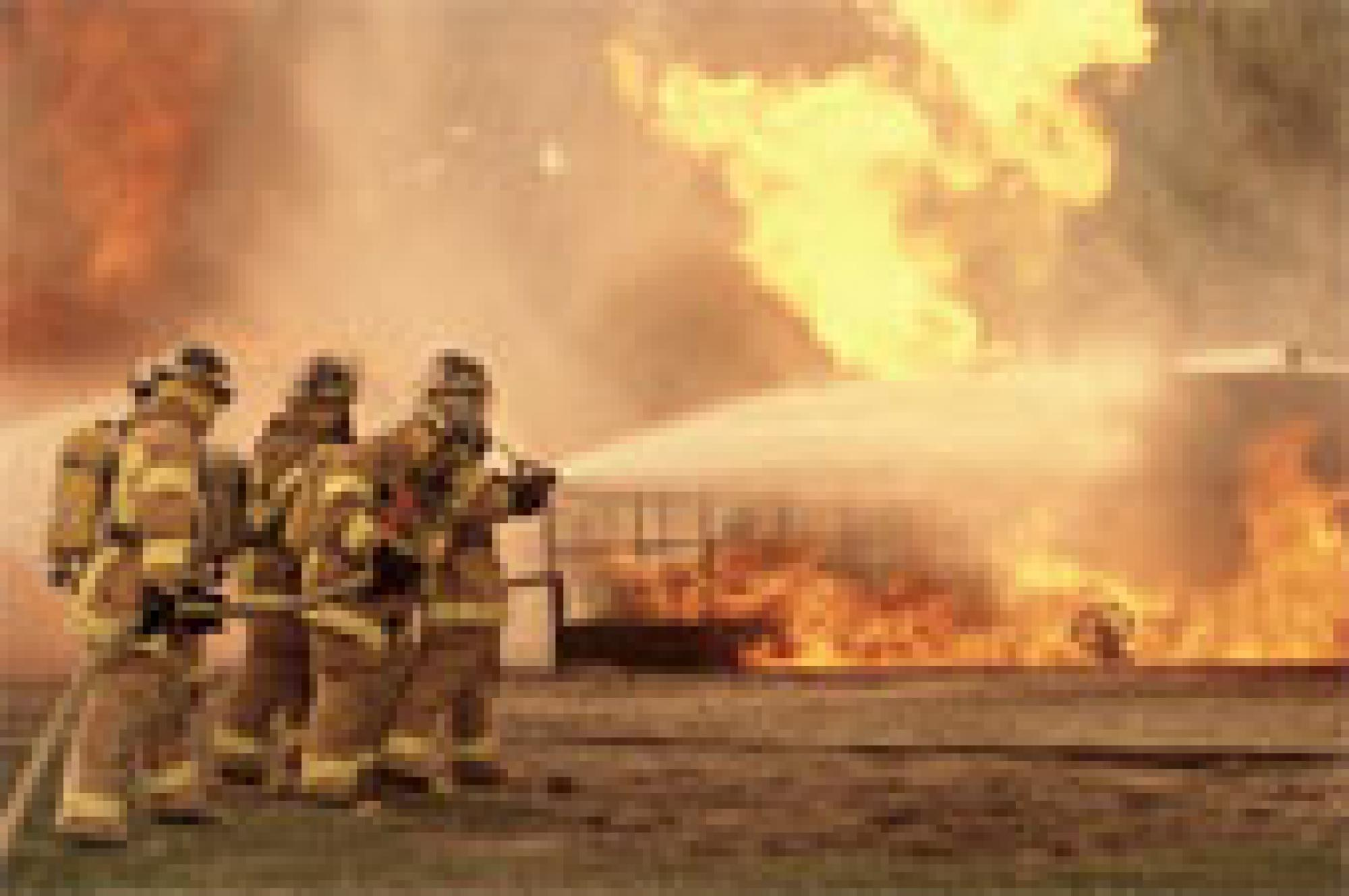 Most firefighters who die of heart attacks have underlying heart disease, but in many cases the disease is not discovered early. Standard medical tests for firefighters do not detect early heart disease.