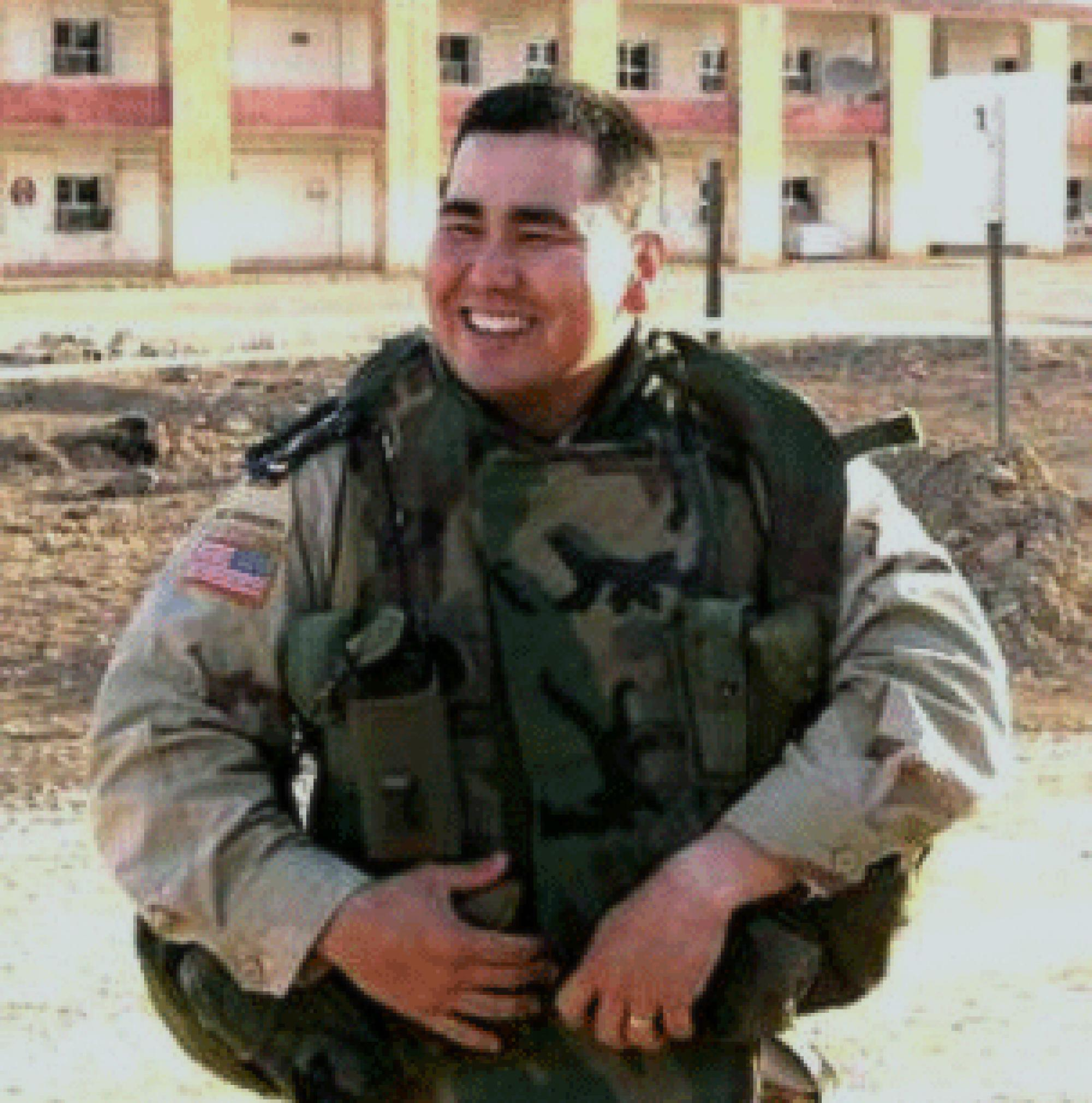U.S. Army Cpt. John E. Tipton was in Iraq, conducting combat operation in 2004 when he was killed in an explosion. A scholarship was established at the UA in honor of Tipton, targeting low-income students who are interested in pursuing studies in science