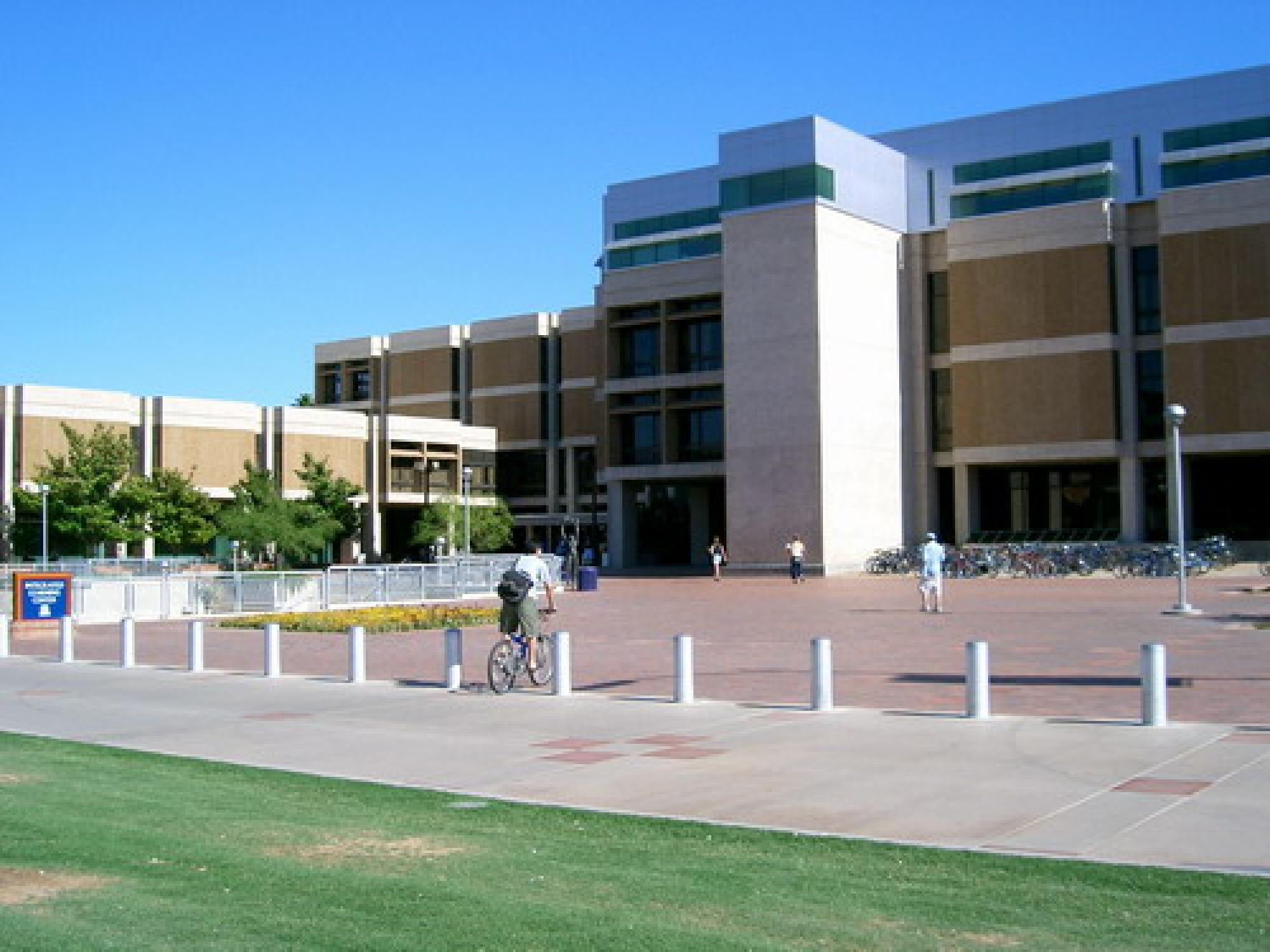 The new office, housed at the UA's Main Library, will be responsible for copyright education and also aiding faculty in making their scholarly works more accessible.