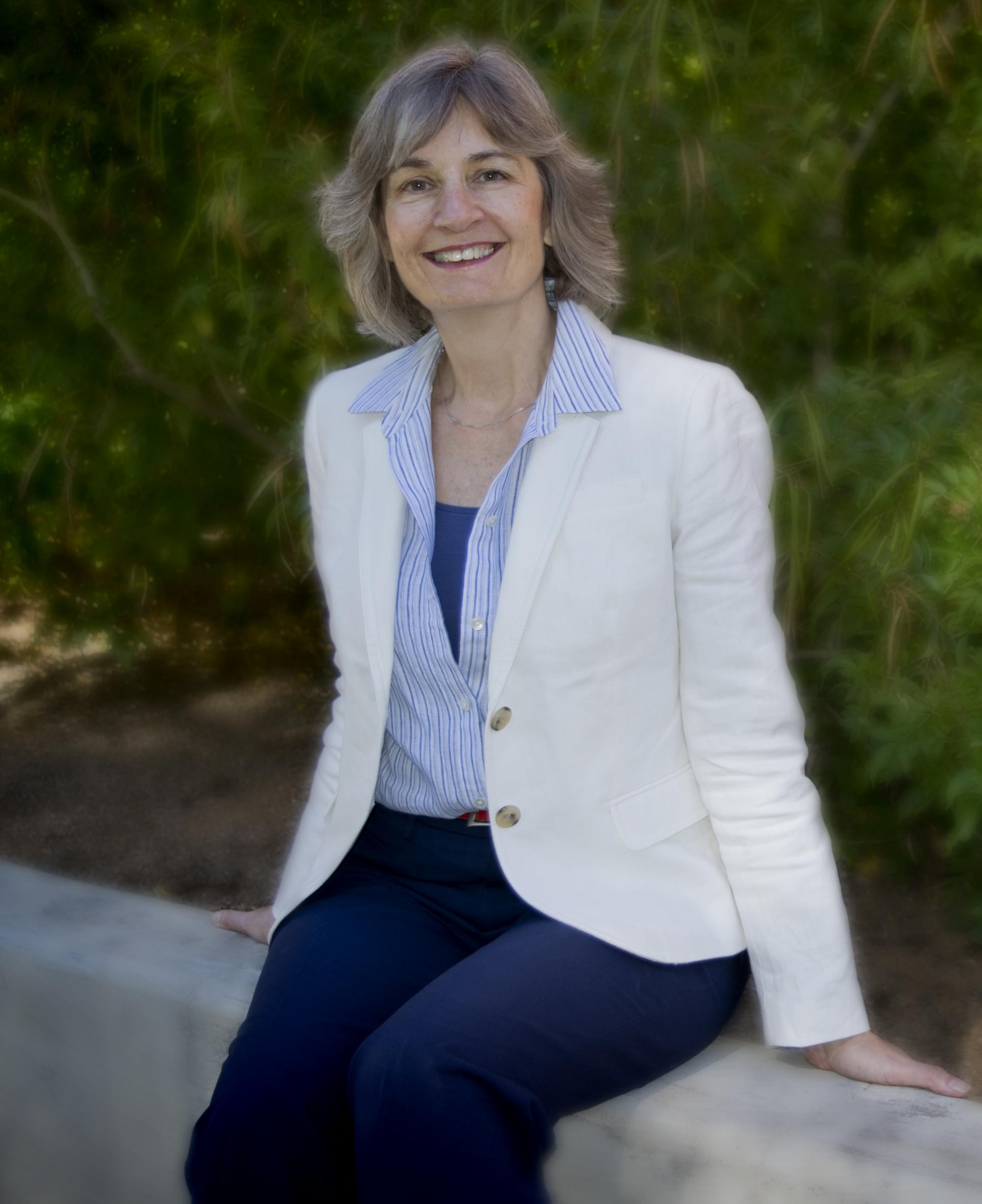 Mary Peterson of the UA's School of Mind, Brain and Behavior