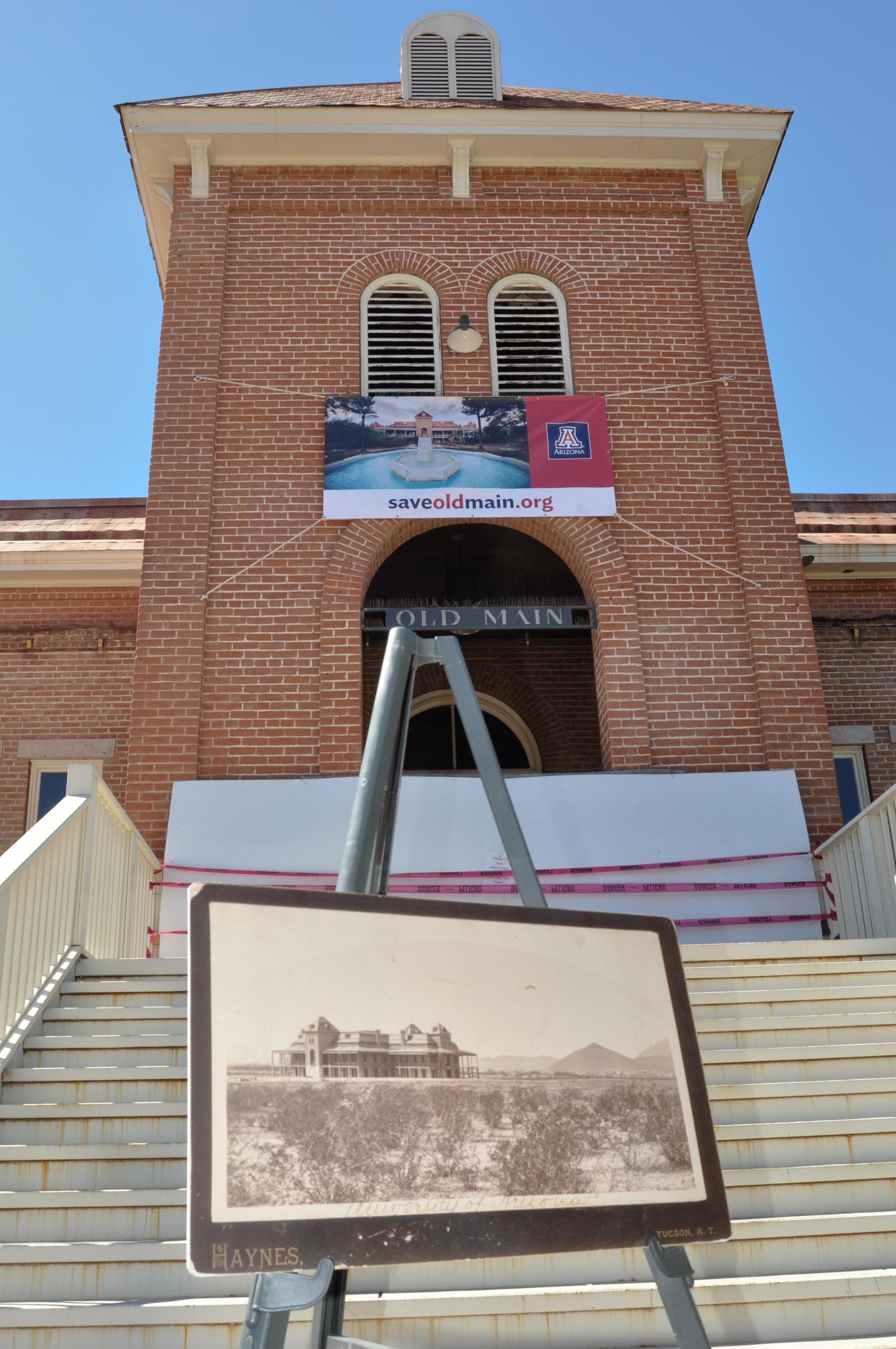 Renovations to Old Main will ensure that the building continues to function sustainably for years to come.