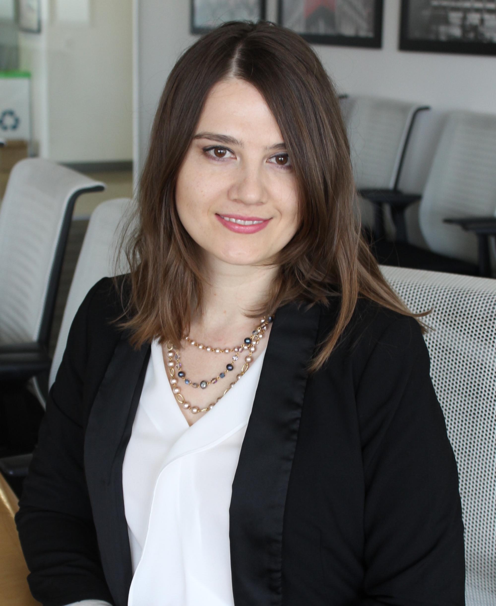 Olena Kopystynska