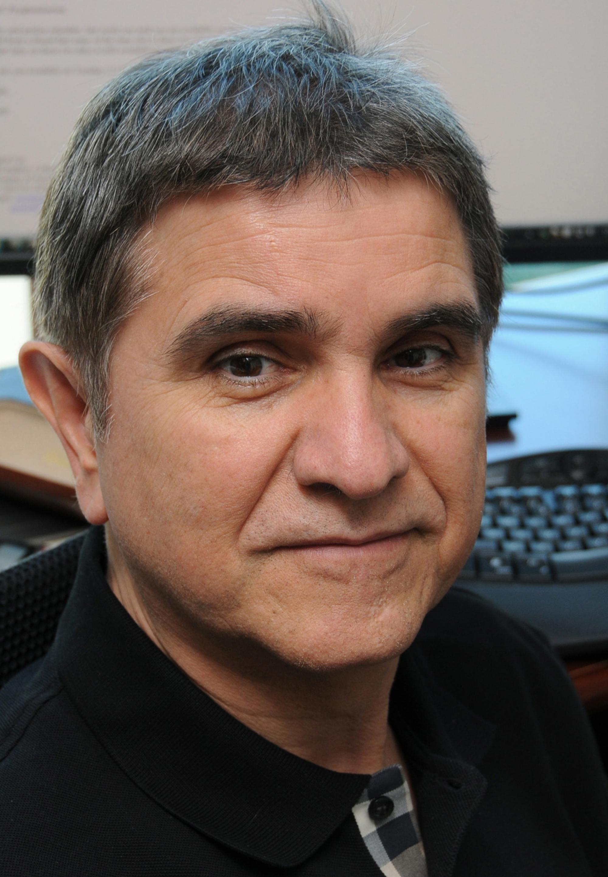CIAN director Nasser Peyghambarian