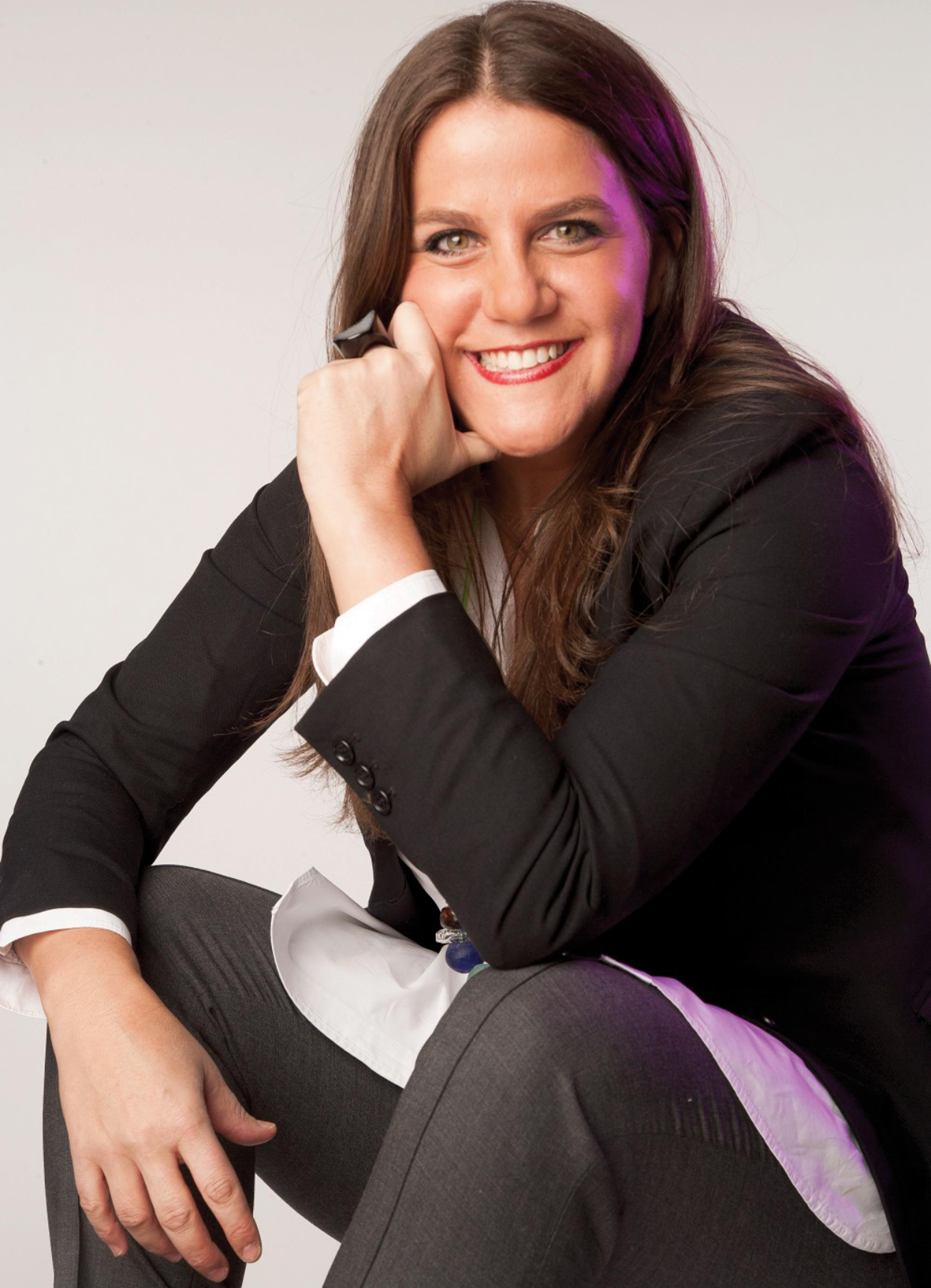 Rachel Shechtman, founder and CEO of STORY, is one of the 16 conference speakers.