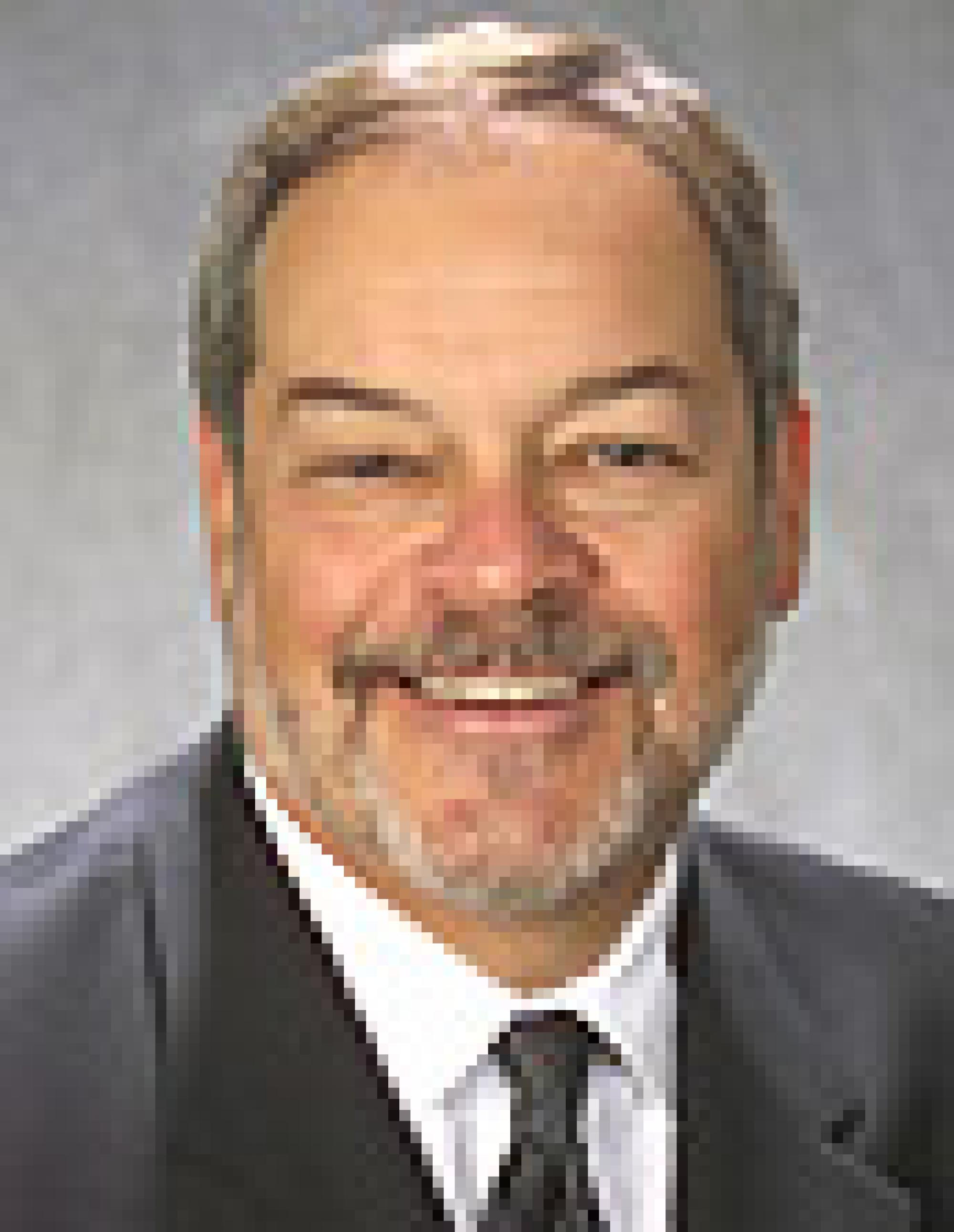 College of Education Dean Ronald Marx
