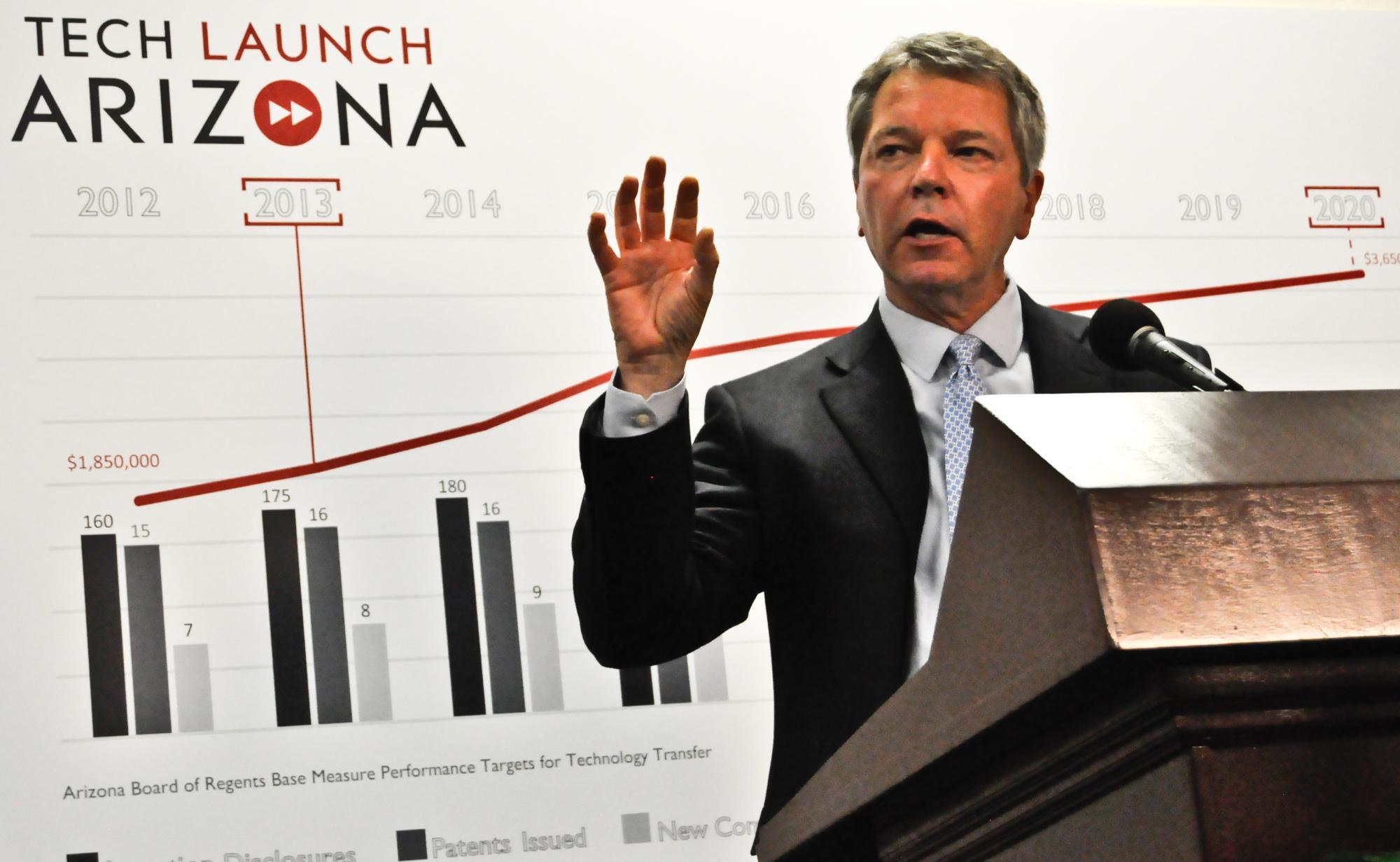 David Allen, Tech Launch Arizona executive director