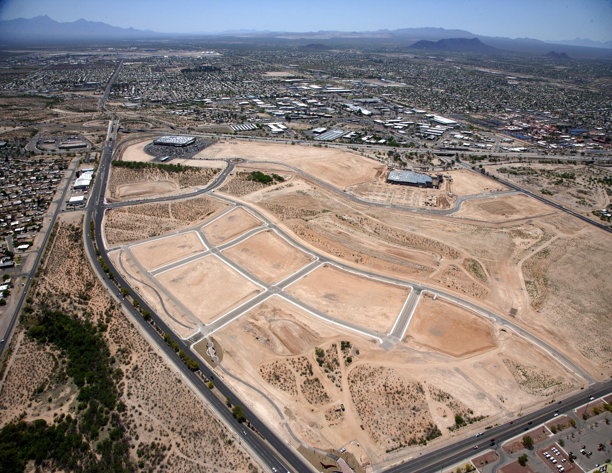 The Bridges, a master-planned, 350-acre mixed-use development in south central Tucson, won a silver award for Public-Private Partnerships.