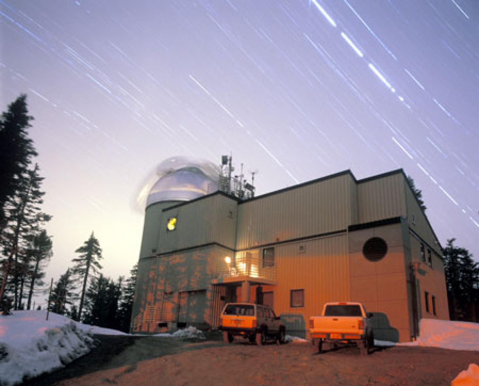Vatican Advanced Technology Telescope, Mount Graham