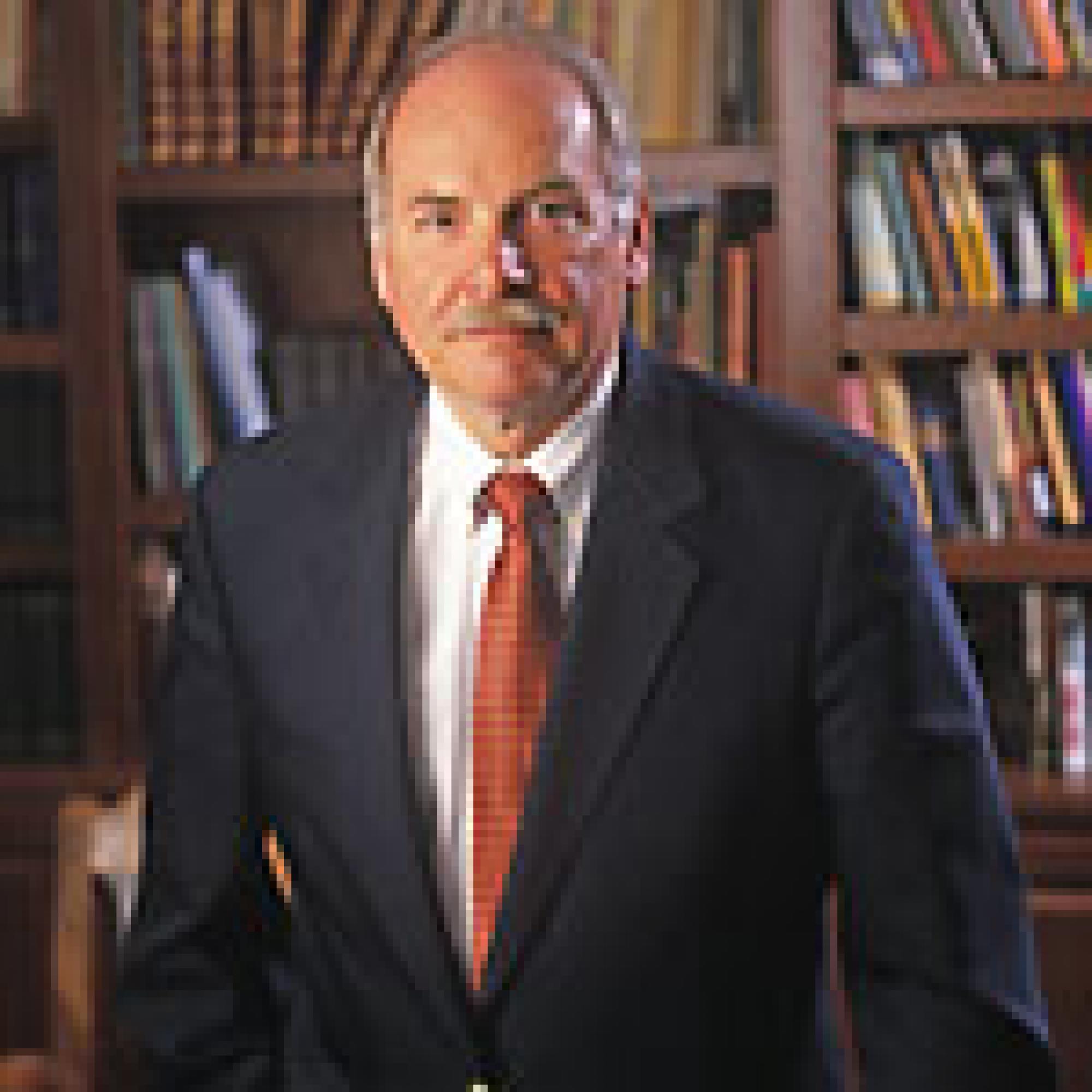 University of Arizona President Emeritus John P. Schaefer