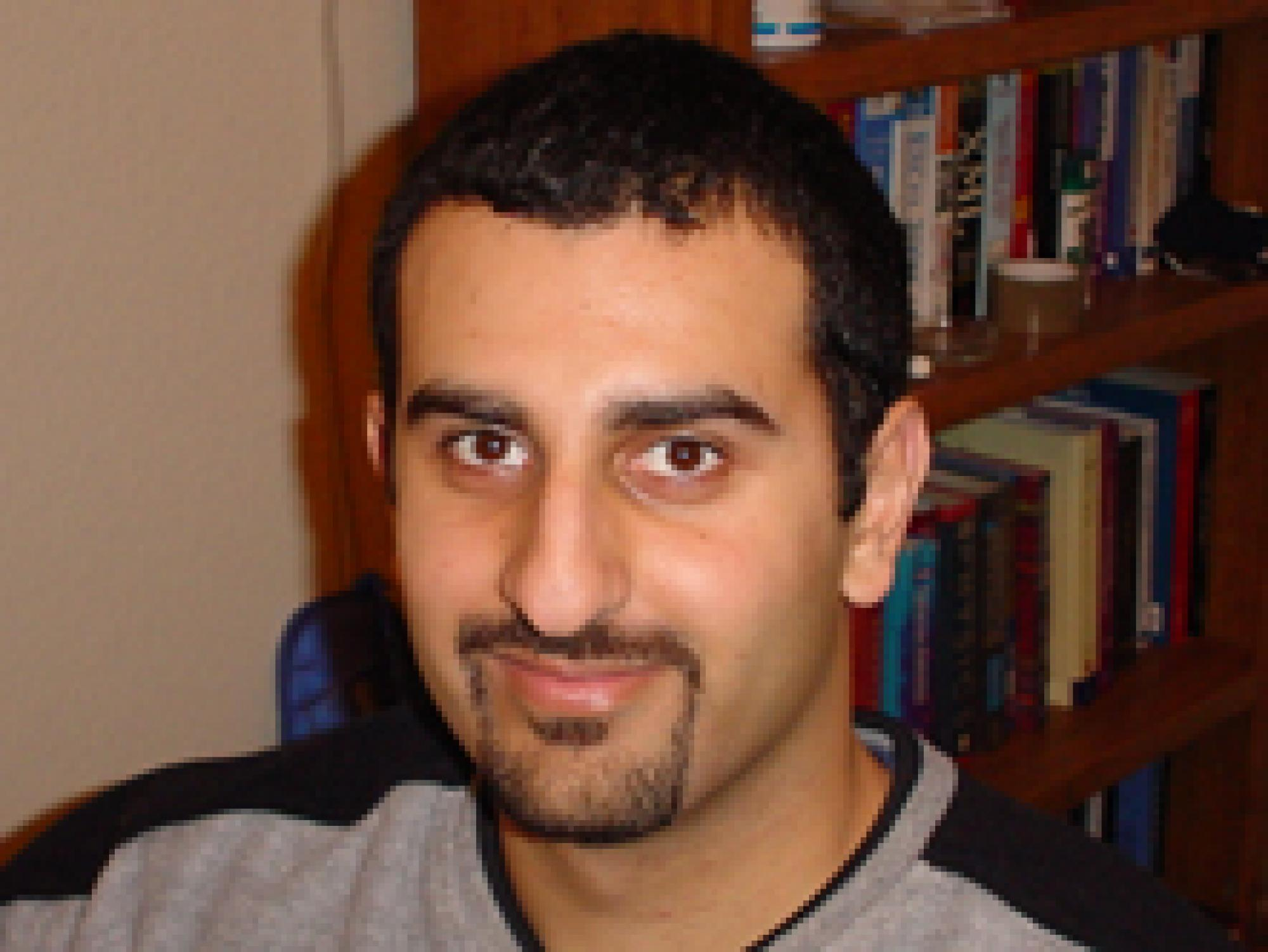 As a UA doctoral candidate, Ahmed Abbasi served as a research associate for the UA Artificial Intelligence Lab. Abbasi earned his doctoral degree in management information systems in 2008.