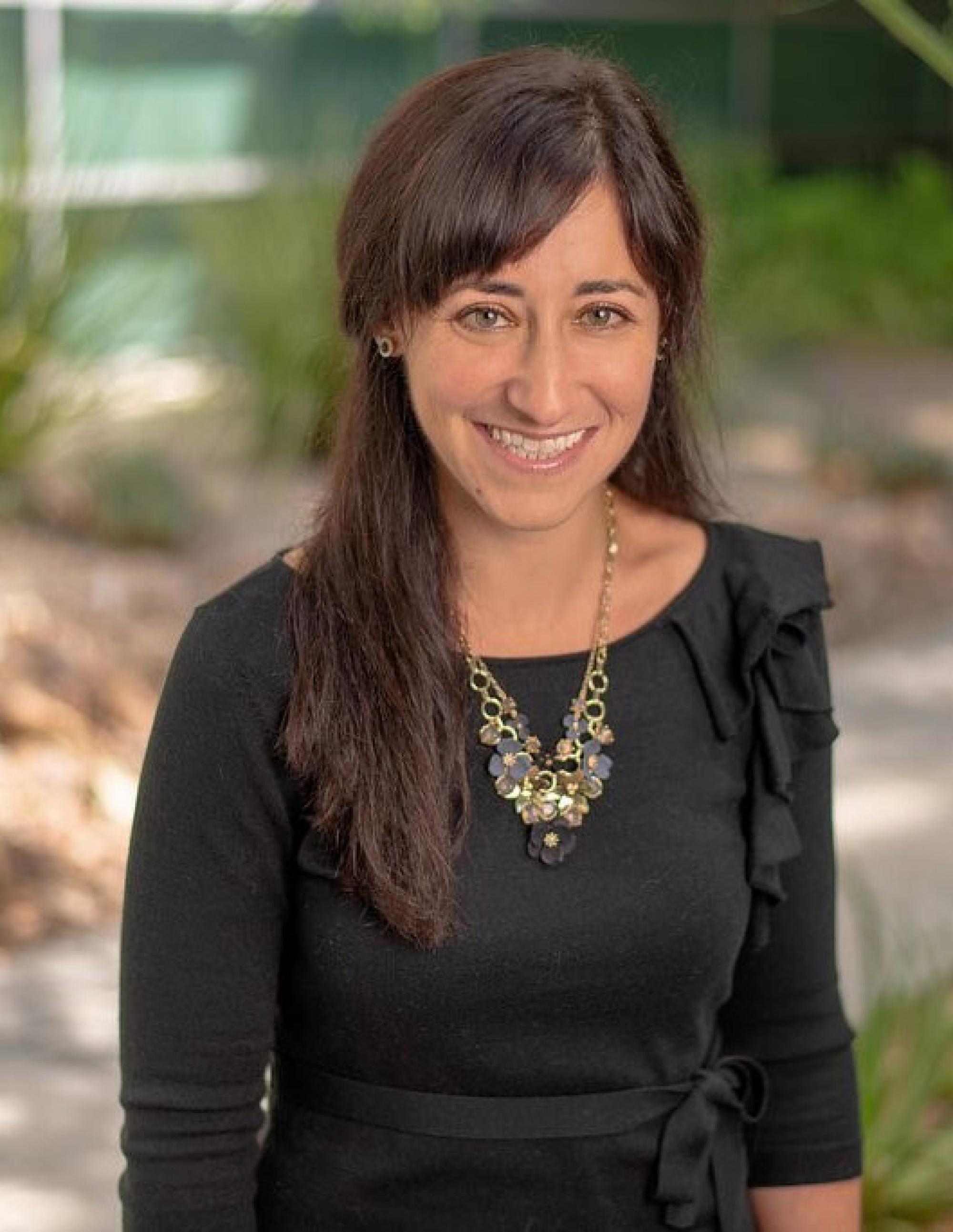 Allison Gabriel, associate professor of management and organizations