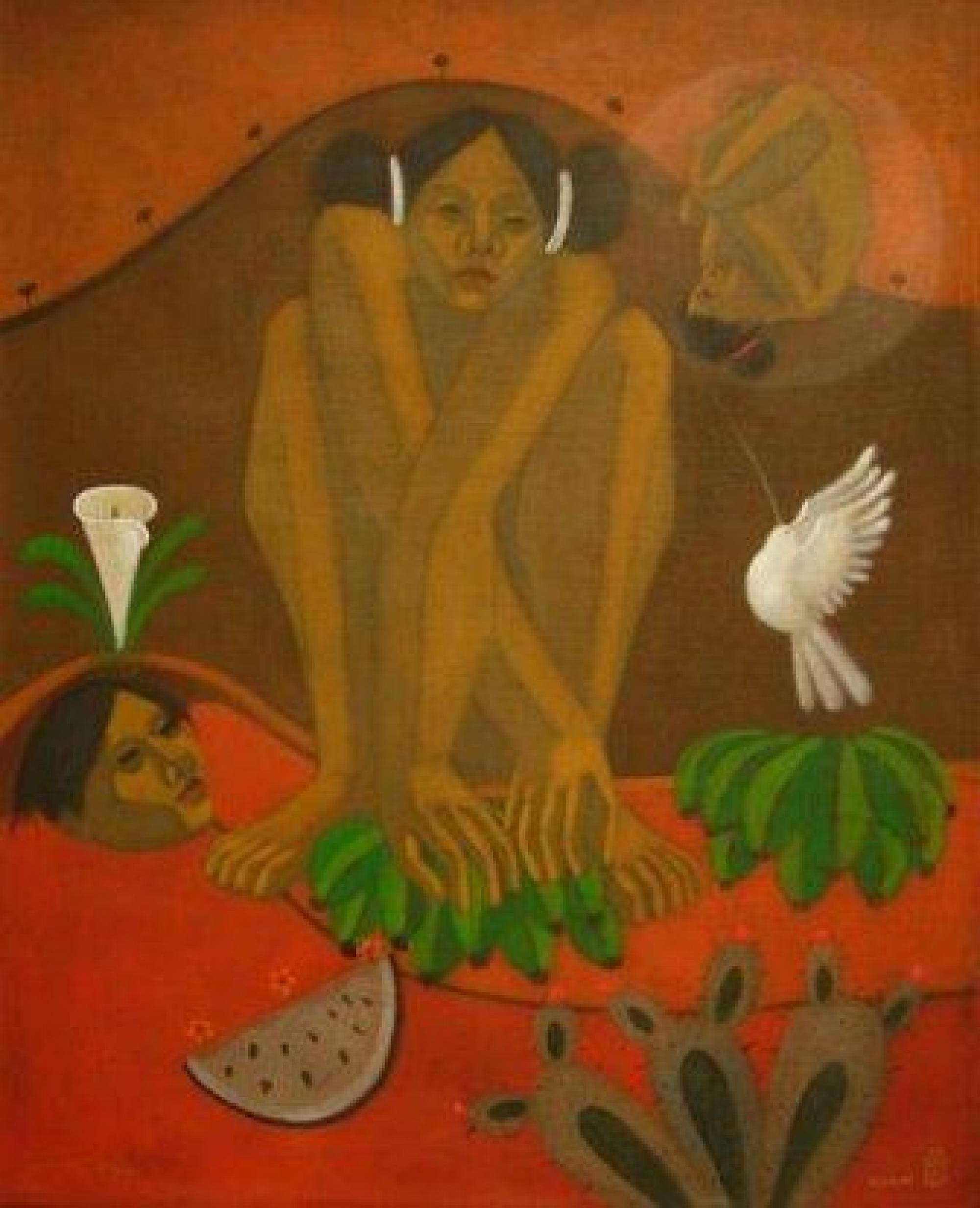"""""""Canto Esperanza"""" by Carlos Chavez"""