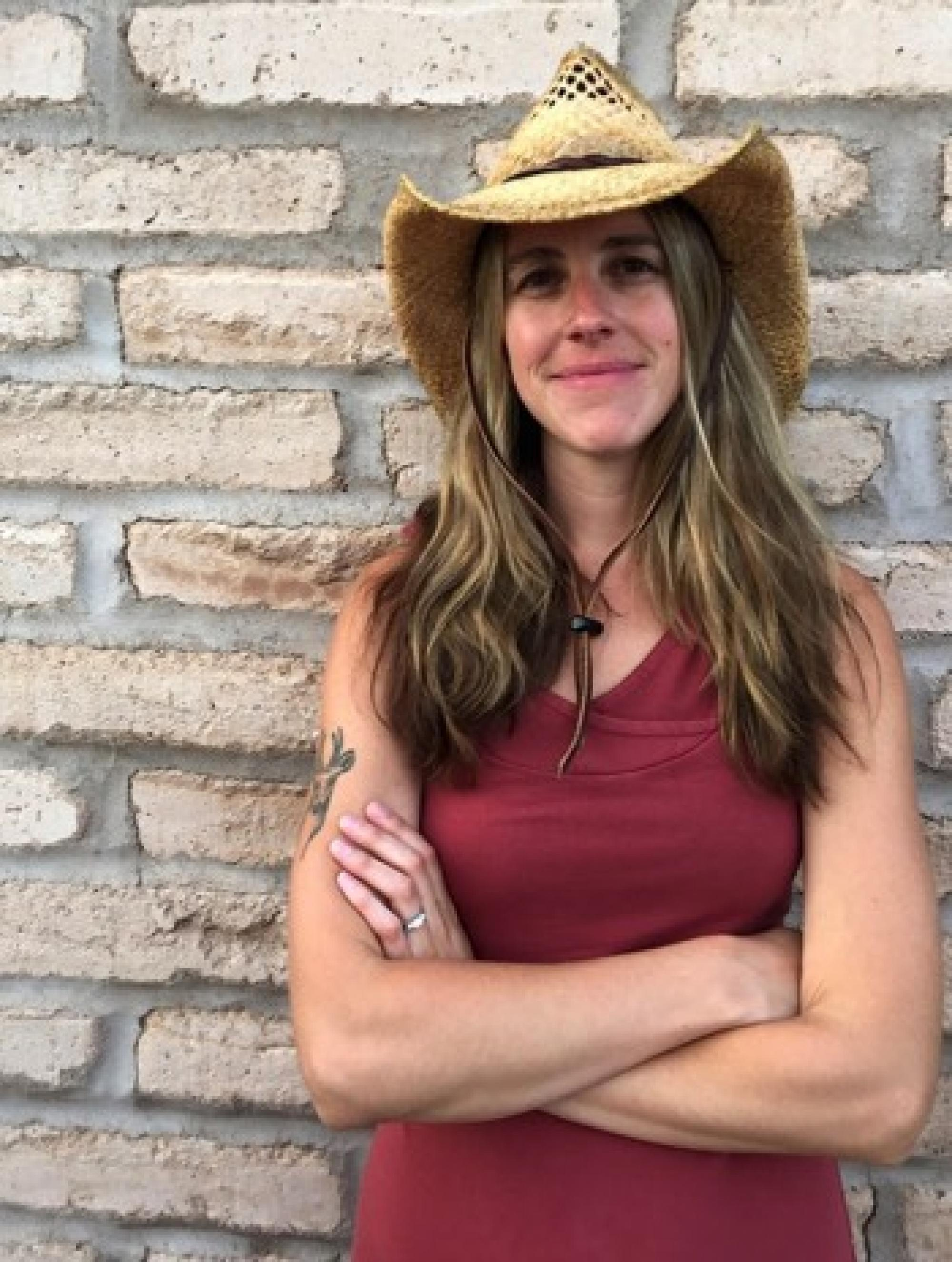 Associate geosciences professor Jess Tierney.