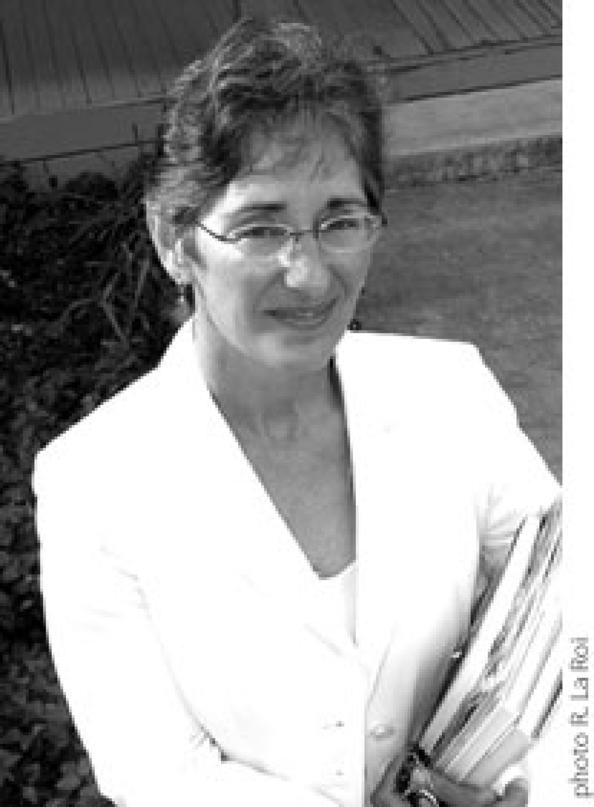 Judy Gans, program manager for Immigration Policy at the Udall Center for Studies in Public Policy