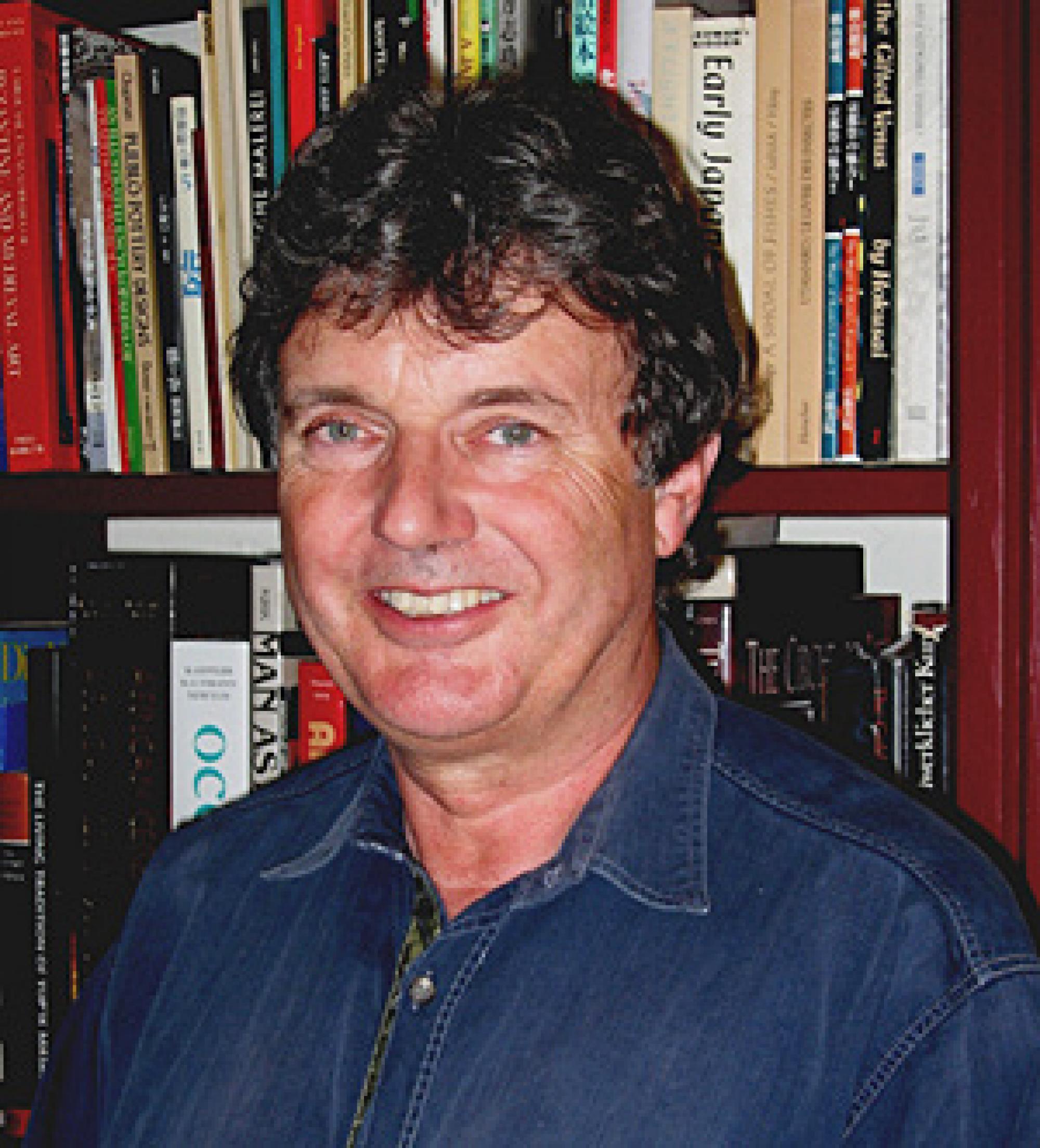 Nicholas Strausfeld, 2002 Fellow of the Royal Society