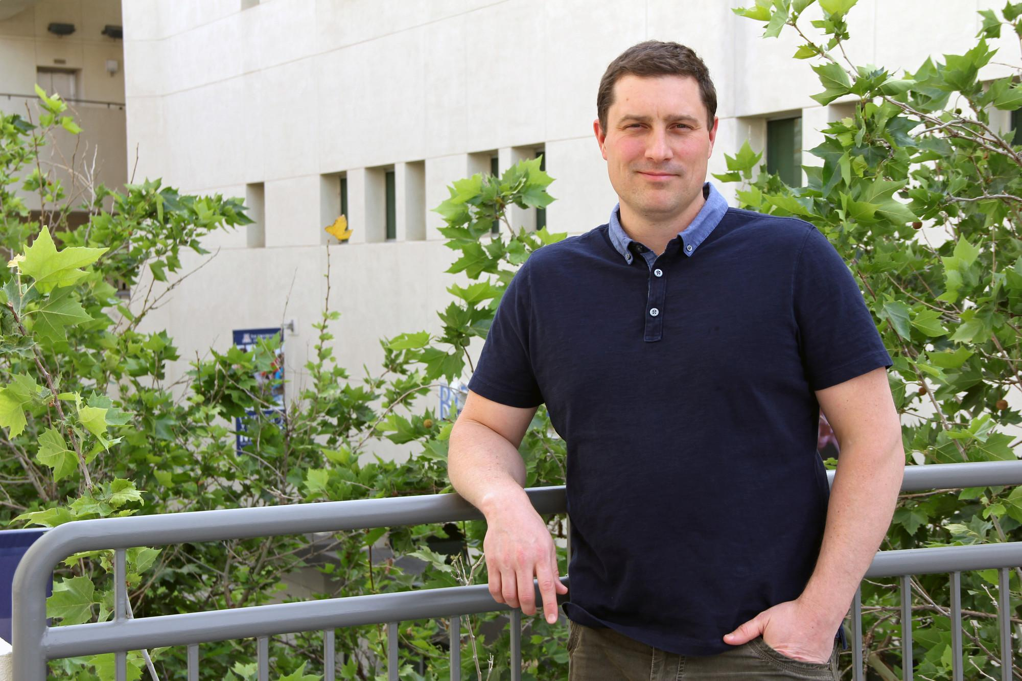 Michael Worobey heads the Department of Ecology and Evolutionary Biology in the UA's College of Science.