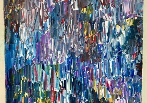 """""""Abstract 1"""" by Sabrina Coan"""