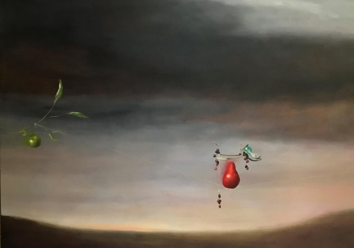 """""""A Spoonful of Earth Balance"""" by Lisa Galloway Sprietsma"""