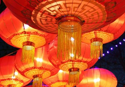 """Lanterns"" by Bailey Williams"