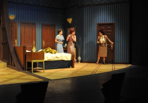 Maria  demands answers from Diana  and Maggie . Ludwig's production is a winner of three Tony Awards.
