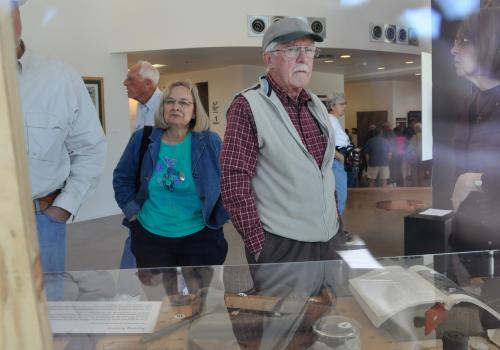 The Laboratory of Tree-Ring Research offers free one-hour tours led by docents.