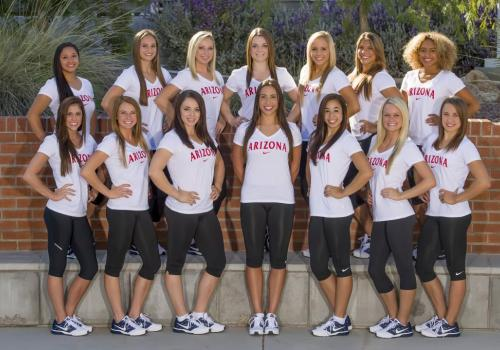 The Pac-12 Network is set to televise some of the Wildcats' meets this year.