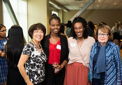The UA Alumni Association and its multicultural clubs hosted the event.