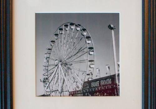 """The Fair"" by Bailey Williams, family of Cindy Williams, a program coordinator in Academic Administration, won first place in the teen category."