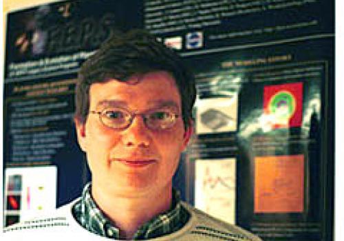 Michael Meyer, UA Steward Observatory, directs the LAPLACE Astrobiology Graduate Winter School